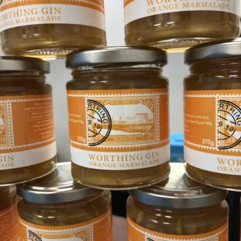 Worthing Gin Orange Marmalade