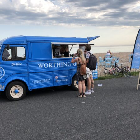 worthing gin website home page