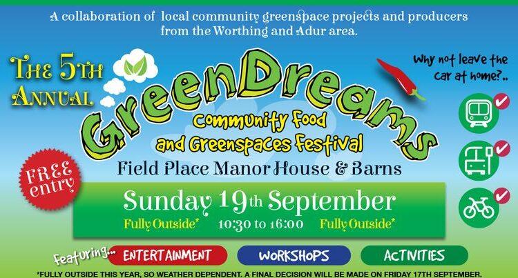 green dreams 19th Sept